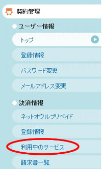 StarServer(スターサーバー)利用中のサービス
