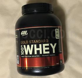 Optimum Nutrition(オプティマムニュートリション)ゴールドスタンダード 100%ホエイおすすめ購入品レビュー