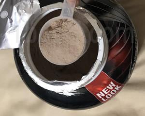 Muscletech ニトロテックホエイペプチドとアイソレート プライマリーソーススクープ