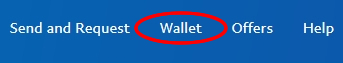 PayPal(ペイパル)Wallet
