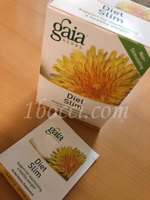 Gaia Herbs ダイエットスリム カフェインレス