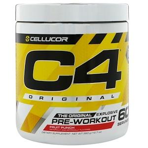 Cellucor C4 プレワークアウト エクスプローシブエナジー