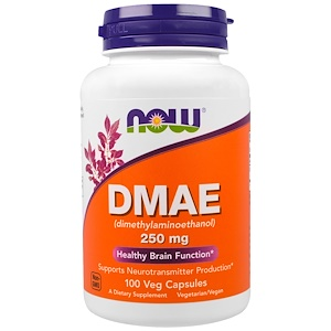 Now Foods DMAE 250mg