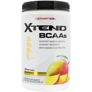 Scivation Xtend BCAAパウダー マンゴー