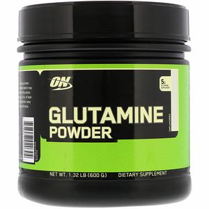 Optimum Nutritionグルタミンパウダー