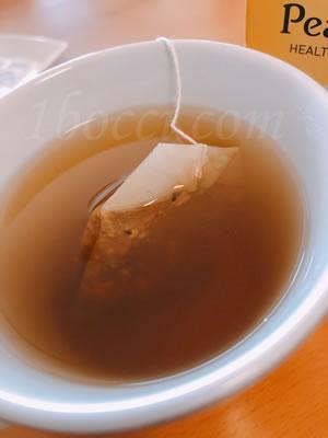 Yogi Tea/DeTox ピーチデトックスの色