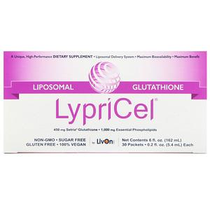 LypriCel リポソーム型グルタチオンGSH 30包