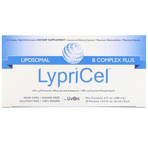 LypriCel リポソームBコンプレックスプラス 30包