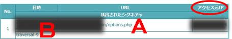 ロリポップ!IPアドレスの確認