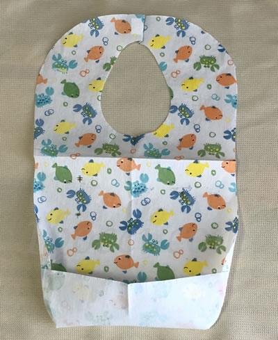 Summer Infant(サマーインファント)キープ・ミー・クリーン使い捨てよだれかけの食べこぼしキャッチポケット