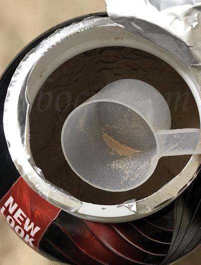 Muscletech ニトロテック ホエイペプチドとアイソレートのプライマリーソース ミルクチョコレート味のスクープ